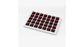 Суичове за механична клавиатура Keychron Cherry MX, Red, Switch Set 35 броя
