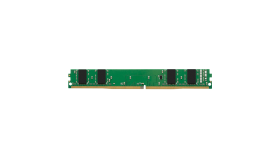Памет Kingston 4GB (1 x 4GB) 2400MHz DDR4 Non-ECC CL17 DIMM 1Rx16 VLP 1.2V, Unbuffered