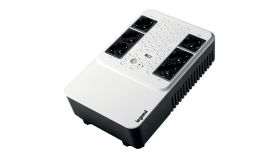 UPS Legrand Keor Multiplug 800VA/480W Line interactive, Single-phase, Protection RJ 11/RJ 45, Simulated sinewave, Backup: 4xCEE 7/3 - Surge: 2xCEE 7/3. Battery 1 x 12 V, 7 Ah, 5.5 Kg, USB