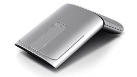 Lenovo Mouse Wireless DualMode Touch N700 Silver