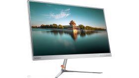 Lenovo  L27q-10  27' 2560 x 1440 2K QHD IPS Monitor 16:9, 350 cd/m2, 4ms, NearEdgless infinite display, HDMI, Display Port, Silver