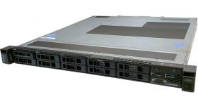 "Lenovo ThinkSystem SR250 Xeon E-2124 (4C 3.3GHz 8MB Cache/71W), 1x8GB, OB, 3.5"" HS (4), SW RAID, HS 450W, XCC Standard, Rails"