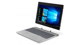 "Lenovo Miix D330 4G 10.1"" IPS 1280x800 N4000 up to 2.6GHz, 4GB RAM, 64GB SSD, 5MP cam + 2MP front, MicroSD, Nano SIM, USB-C, dedicated charging port, 2 x USB on dock, WiFi, BT 4.0, Mineral Grey, Win 10 Pro + detachable keyboard"
