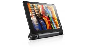 "Lenovo Yoga Tablet 3 8 WiFi GPS BT4.0, Qualcomm 1.3GHz QuadCore, 8"" IPS 1280x800, 2GB DDR3, 16GB flash, 8MP rotatable cam, MicroSD up to 128GB, MicroUSB, Stereo speakers, 20 hours battery life, Android 5.1 Lolipop, Black"