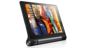 """Promo! Lenovo Yoga Tablet 3 8 WiFi GPS BT4.0, Qualcomm 1.3GHz QuadCore, 8"""" IPS 1280x800, 2GB DDR3, 16GB flash, 8MP rotatable cam, MicroSD up to 128GB, MicroUSB, Stereo speakers, 20 hours battery life, Android 5.1 Lolipop, Black"""