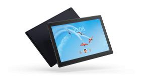 "Lenovo TAB 4 10 4G/3G WiFi GPS BT4.0, Qualcomm 1.4GHz QuadCore 64-bit, 10.1"" IPS 1280 x 800, 2GB DDR3, 16GB flash, 5MP cam + 2MP front, NanoSIM, MicroSD up to 128GB, MicroUSB, Dolby Atmos, Android 7.0 Nougat, Slate Black"