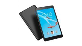 """Lenovo Tab E8 WiFi GPS BT4.2, 1.3GHz QuadCore 64-bit, 8"""" IPS 1280 x 800, 1GB DDR3, 16GB flash, 5MP cam + 2MP front, MicroSD up to 128GB, MicroUSB, Dolby Atmos, Android Nougat, Slate Black"""