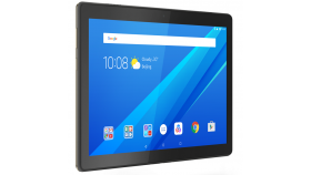 "Lenovo Tab M10 4G/3G WiFi GPS BT4.2, Qualcomm 1.8GHz OctaCore, 10.1"" IPS 1920x1200, 3GB DDR3, 32GB flash, 5MP cam + 2MP front, Nano SIM, MicroSD up to 256GB, USB-C, dedicated charging port, Android 8.0 Oreo, Dolby Atmos, Black"