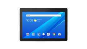 "Lenovo Tab E10 4G WiFi GPS BT4.2, Qualcomm 1.3GHz QuadCore, 10.1"" IPS 1280x800, 2GB RAM, 16GB flash, 5MP cam + 2MP front, Nano SIM, MicroSD up to 128GB, MicroUSB, Android Oreo, Dolby Atmos, Slate Black"