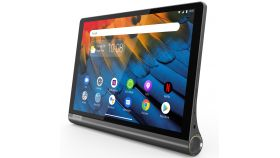 "Lenovo Yoga Smart Tab 4G WiFi GPS BT4.2, Qualcomm 2.0GHz OctaCore, 10.1"" IPS 1920x1200 Glass, 4GB DDR3, 64GB flash, 8MP cam + 5MP front, IP52 waterproof, Face Unlock, Nano SIM, MicroSD up to 256GB, USB-C, Android 9 Pie, 2 x 2W JBL speakers, Iron Grey"