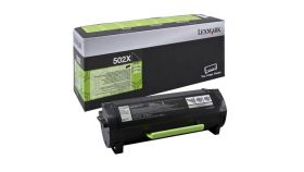 Extra High Yield Toner Cartridge,10,000 pages,MS410/ MS415dn / MS510/ MS610, Return Programme