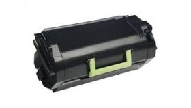 LEXMARK 522H toner cartridge black high capacity 25.000 pages 1-pack return program
