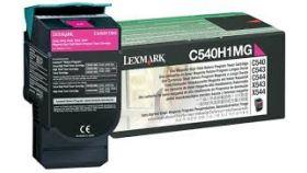 Magenta High Yield Toner Cartridge ,2,000 pages,C540n / C543dn / C544/ C546dtn / X543dn / X544/ X546dtn / X548, Return Programme