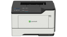 NEW Mono Laser Printer Lexmark  B2338dw Duplex; A4; 1200 x 1200 dpi; 36ppm; 512 MB; 1.0 GHZ MHz; capacity: 300 sheets; max: 600 sheets; paper output: 150 sheets; 802.11b/g/n Wireless;  USB 2.0 Specification Hi-Speed Certified (Type B), Fast Ethernet