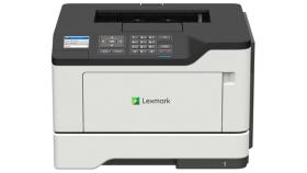 NEW Mono Laser Printer Lexmark  B2546dw Duplex; A4; 1200 x 1200 dpi; 44ppm; 512 MB; 1GHz; capacity: 350 sheets; paper output:150 sheets; Gigabit Ethernet (10/100/1000), 802.11b/g/n Wireless, USB 2.0 Specification Hi-Speed Certified (Type B); 120 000