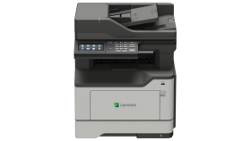 NEW Mono Laser Multifunctional Lexmark MB2442adwe 4in1; Duplex; A4; 1200 x 1200 dpi; 2400 IQ; 40ppm; 1024 MB; RADF; capacity: 350 sheets; Gigabit Ethernet (10/100/1000), Front USB 2.0 Specification Hi-Speed Certified port (Type A), 802.11b/g/n Wirele