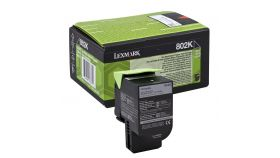 Black Toner Cartridge,1,000 pages,CX310/ CX410 /CX510, Return Programme