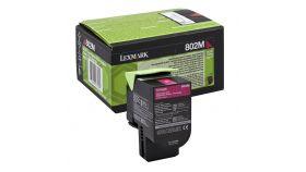 Magenta Toner Cartridge,1,000 pages,CX310/ CX410 /CX510, Return Programme