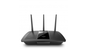 Linksys EA7500 :: AC1900 Dual-Band Wireless Router, Gigabit, 2.4+5.0 GHz, USB 3.0 + USB 2.0, MU-MIMO