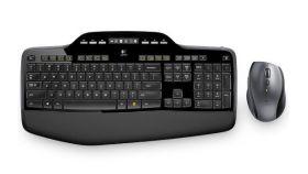 Logitech Wireless Desktop MK710, US Int'l EER layout