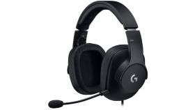LOGITECH PRO Gaming Headset - BLACK - 3.5 MM - EMEA