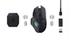 Геймърска мишка Logitech G502 HERO LIGHTSPEED Wireless