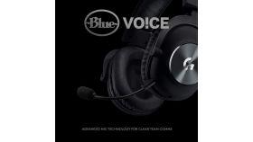 Геймърски слушалки Logitech PRO X