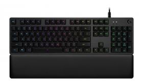 Геймърска механична клавиатура Logitech, G513 Carbon RGB, Romer-G Linear суичове