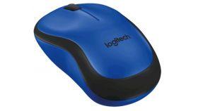 Мишка Logitech Wireless M220 Silent, blue