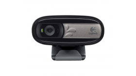 Уеб камера с микрофон LOGITECH C170, VGA, USB2.0