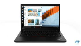 "Ultrabook Lenovo ThinkPad T490,Intel Core i5-8265U(1.6GHz up to 3.9GHz ,6MB),8GB DDR4,512GB SSD NVMe,14"" FHD(1920x1080) Touch IPS AG 300nits,Intel UHD 620,LTE,dTPM 2.0,Smart CR,Wireless AC,BT5.0,FPR,1Gb Ethernet,USB 3.1 Type-C,ThinkShutter Camera,HDM"