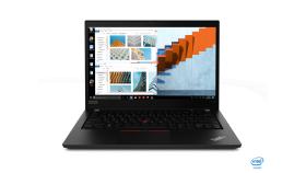 "Ultrabook Lenovo ThinkPad T14, Intel Core i5-10210U(1.6GHz up to 4.2GHz,6MB),8GB DDR4,256GB SSD NVMe,14"" FHD(1920x1080) LowPower IPS AG 250nits,Intel UHD,WWAN upgr,dTPM 2.0,Smart CR,Wireless AX,BT5.0,FPR,1Gb Ethernet,USB 3.2 Type-C,IR+720pCamera,HDMI"