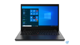 Notebook Lenovo ThinkPad L14,Black,Intel Core i7-10510U(1.8GHz up to 4.9GHz,8MB)