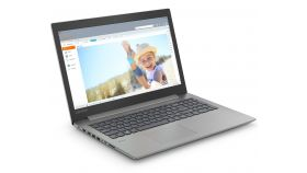 "FIESTA! Lenovo IdeaPad 330 15.6"" FullHD Antiglare i3-7100U 2.4GHz, GF MX130 2GB, 8GB DDR4, 1TB HDD, USB-C, HDMI, Gigabit, WiFi, BT, HD cam, Platinum Grey"