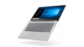"Lenovo IdeaPad UltraSlim 530s 14.0"" IPS FullHD (with Gorilla Glass) i5-8250U up to 3.4GHz QuadCore, 8GB DDR4, 256GB m.2 SSD, Backlit KBD. Fingerprint Reader, USB-C, HDMI, WiFi, BT, HD cam, Mineral Grey, Win 10"