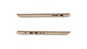 "PROMO! Lenovo IdeaPad UltraSlim 530s 14.0"" IPS FullHD (with Gorilla Glass) i5-8250U up to 3.4GHz QuadCore, 8GB DDR4, 256GB m.2 SSD, Backlit KBD. Fingerprint Reader, USB-C, HDMI, WiFi, BT, HD cam, Copper, Win 10"