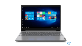 """Notebook Lenovo V15 Iron Grey,2Years,15.6"""" FHD(1920x1080)AG,Intel i3-1005G1(1.2GHz up to 3.4GHz 4MB cache),8(4+4)GB DDR4,512GB SSD NVMe,Int,spill-resistant kbd,TPM,WIFI AC,BT,HDMI,USB 3.1,Camera,4-in-1 reader,2Cell,DOS"""