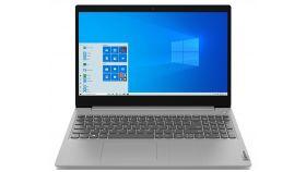 "Лаптоп LENOVO IdeaPad 3 15IIL05, 15.6"", Intel Core i3-1005G1, RAM 8GB, SSD 512GB, Intel UHD Graphics, Free DOS, Platinum Grey"