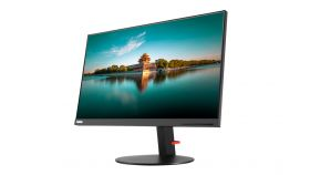"Monitor ThinkVision P24h 23.8"" IPS,16:9,2560x1440,178,300cd/m2,1000:1,2xHDMI,DP,DP-out,USB Type-C,USB hub-4 ports,tilt,swivel,pivot and height adjustable stand,3Years"