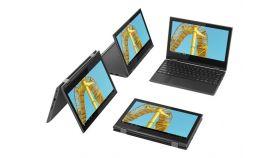 LENOVO 300e Intel Celeron N4120 11.6inch HD Touch 4GB 64GB eMMC Win 10 Pro 1Y (P)