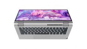LENOVO Flex 5 Ryzen 3 5300U 14.0inch IPS FullHD Touch plus Pen 8GB DDR4 256GB PCIe Fingerprint 2Y Win10 Platinum Grey