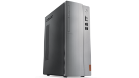 """Clearance! Lenovo IdeaCentre 310 J4205 1.5GHz QuadCore, GT730 2GB, 4GB DDR3, 1TB 7200rpm 3.5"""", DVD, Black + USB keyboard and mouse"""