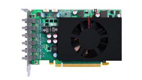 Видео карта MATROX C680 E4GBF 4GB Pcie x16, поддръжка до 6 монитора