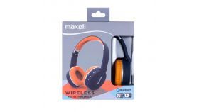 Слушалки блутут  MAXELL с големи наушници  BT800 HP Blue/Orange