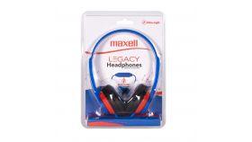 Слушалки с микрофон HP360 LEGACY Blue /сини/ MAXELL