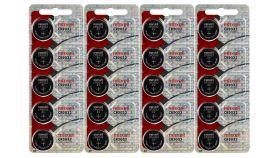 Бутонна батерия литиева CR-2032 3V  5бр. в блистер /цена за 5 бр./  MAXELL