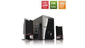 Саундсистема MICROLAB M700 U 2.1 USB/SD FM Radio REMOTE