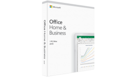 Офис пакет Office Home and Business 2019 English T5D-03216
