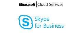 MICROSOFT Skype, Business, Any, Volume License Subscription (VLS), Cloud, Single Language Language, 1 user, 1 year
