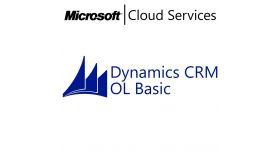 MICROSOFT Dynamics CRM Online Basic, , Any, Volume License Subscription (VLS), Cloud, Single Language Language, 1 user, 1 year